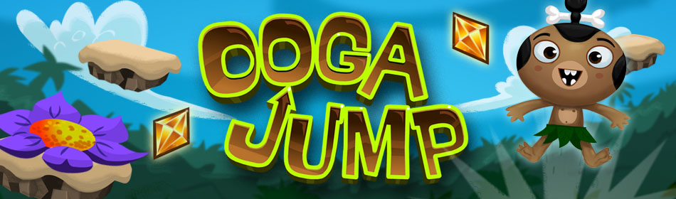 Pocket God: Ooga Jump!